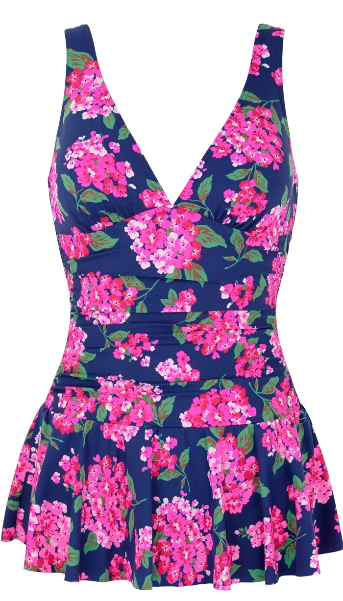 The 140 Best  Best Swimsuits For Older Women Over 40, 50 -3805