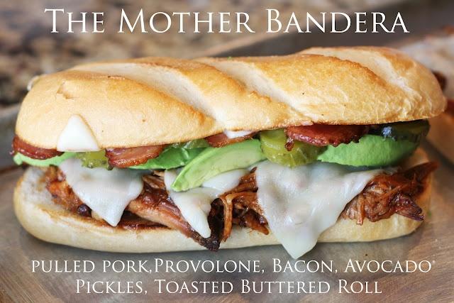 Pulled Pork Mother Bandera  Food Pinterest