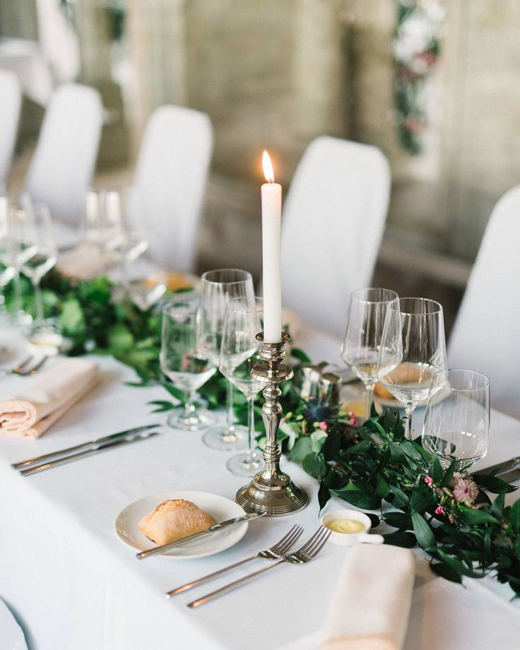 What an amazing table setting from an elopement from last month at the The Fisherman's Bastion Restaurant in Budapest.