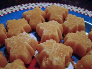 Home Made Maple Sugar Candy