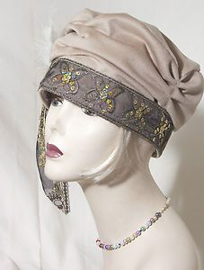 Vintage 1920s style Womens Flapper Cloche Hat | eBay