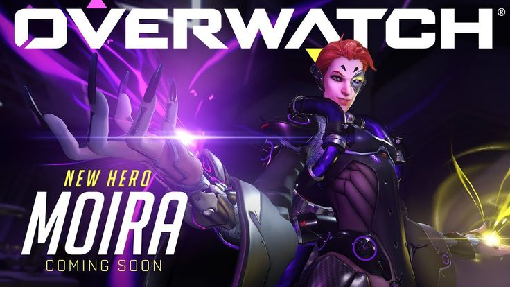 [NEW HERO COMING SOON] Introducing Moira | Overwatch - YouTube