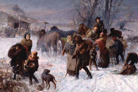 Certaines personnes, des abolitionnistes, aidaient les esclaves en fuite à fuir vers les états libres ou même vers le Canada par le Chemin de fer clandestin. Ils étaient guidés par des chefs de train, qui les amenaient d'une station à l'autre. Ces chefs pouvaient être des Noirs nés libre, des abolitionnistes, des Amérindiens ou bien des anciens esclavage. Leur rôle étaient d'amener les esclaves dans des endroits sécuritaires pour éviter qu'ils se fassent capturer.