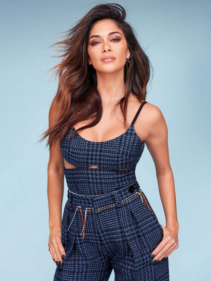 Nicole Scherzinger For Glamour Magazine, November 2016