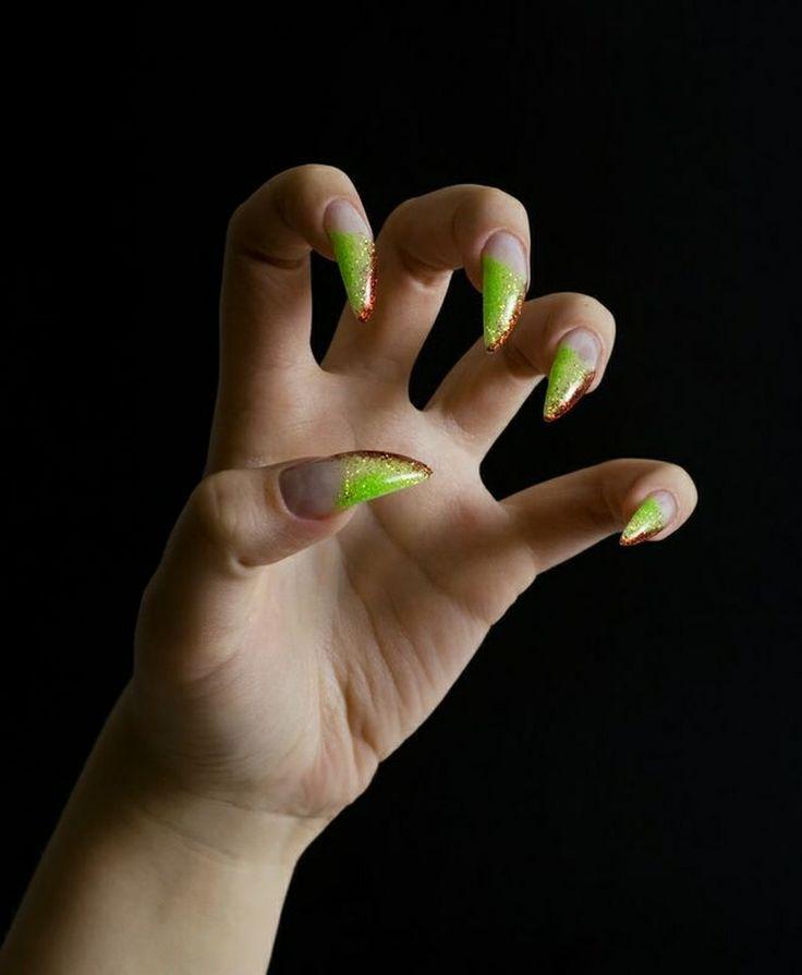 how to get false nails off