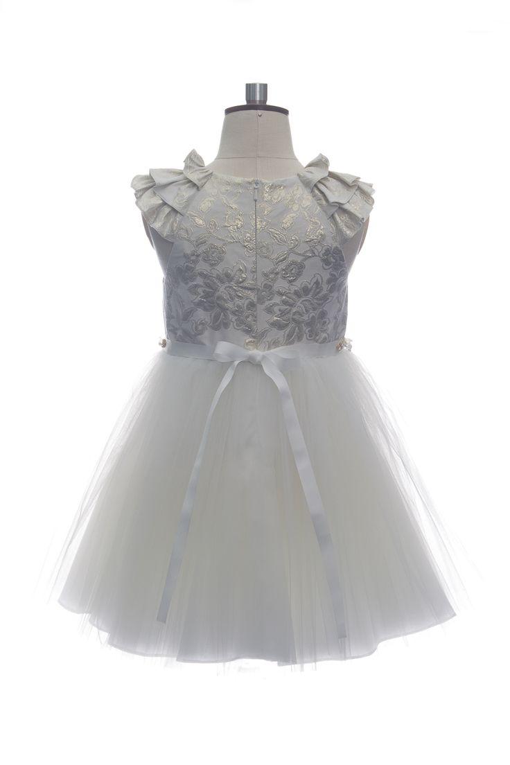 Девушки Официальный Летнее платье - Дэвид Чарльз детской одежды