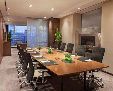 Hilton Toronto Hotel, Ontario Canada - Executive Lounge Boardroom   Ontario M5H 2L2