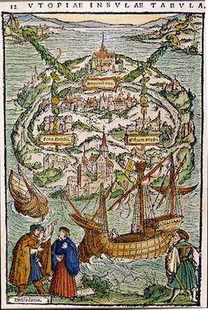 Thomas More's Utopia (1518)