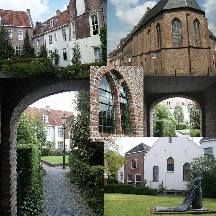 Hofjes in Zutphen