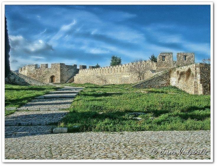 GREECE CHANNEL | Castle of Karababa, Chalcis, Euboea Island, Greece