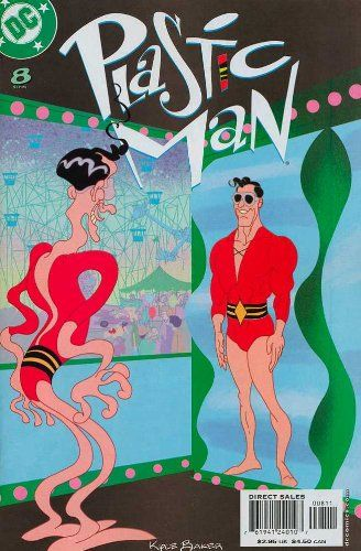 Plastic Man (4th Series), Edition# 8 DC