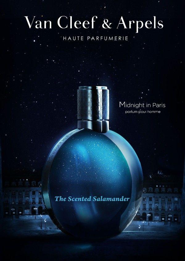 van cleef & arpels midnight in paris 125ml - 48.00 euro www.dndperfumes.gr 2312 200571