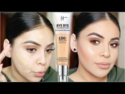 NEW IT COSMETICS BYE BYE FOUNDATION MOISTURIZER: FIRST IMPRESSIONS | JuicyJas http://cosmetics-reviews.ru/2018/03/02/new-it-cosmetics-bye-bye-foundation-moisturizer-first-impressions-juicyjas/