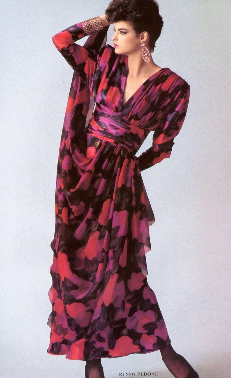 Dress code eighties - Harper S Bazaar Italia September 1984