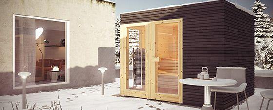 Sauna - Saunen online Kaufen » hochwertig & exklusive