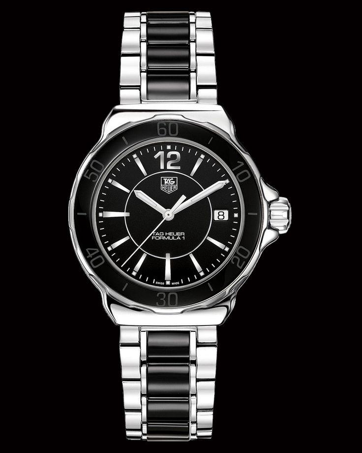 Ρολόι TAG Heuer Formula WAH1210BA0859