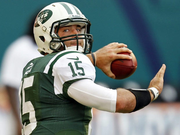 Tim Tebow, Mark Sanchez and the Jets' number of the beast