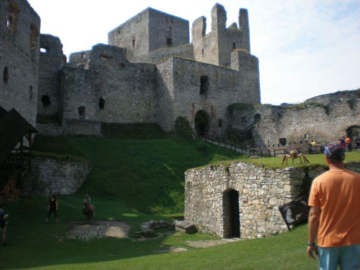 Tak nějak se díval Žižka na hrad