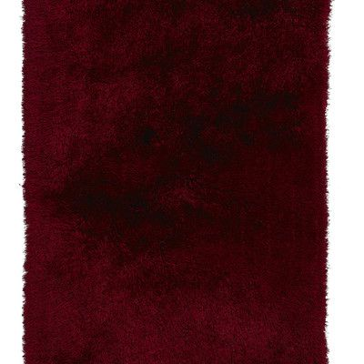 Think Rugs Monte Red Rug & Reviews | Wayfair UK