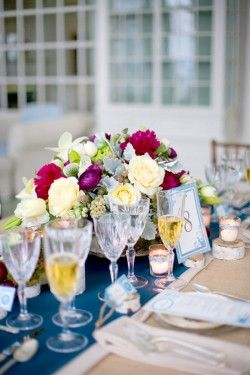 Elegant Winter Wedding Inspiration - Elizabeth Anne Designs: The Wedding Blog