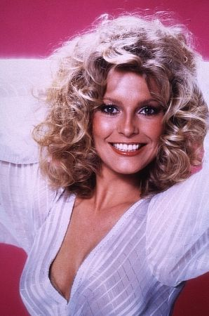 Actress Cheryl Ladd 1980 Charlie's Angels