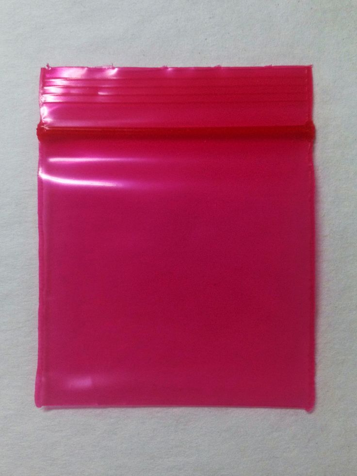 100 (1.5 x 1.5) Red/Pink Plastic, Small Baggies, Rave (1515) Tiny Ziplock Dime Bags by #NooYouProducts on Etsy