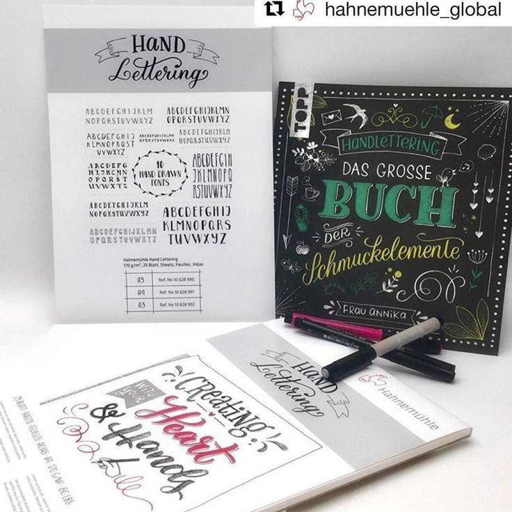 Guten Morgen!  Auf in einen wundervollen Tag - mit @frau_annika @hahnemuehle_global und dem @frechverlag! Gewinnt drei tolle Sets rund #handlettering die #kunstderschönenbuchstaben und zeigt uns gern anschließend euer persönliches individuelles und einzigartiges #topplettering! Doch vorerst schaut euch auf dem Blog von #hahnemühle unter blog.hahnemuehle.com um und nehmt am #gewinnspiel bis Ende Juli teil. Viel Glück!  Liebe Grüße st  #topp #frechverlag #toppkreativ #Handlettering #Lettering…