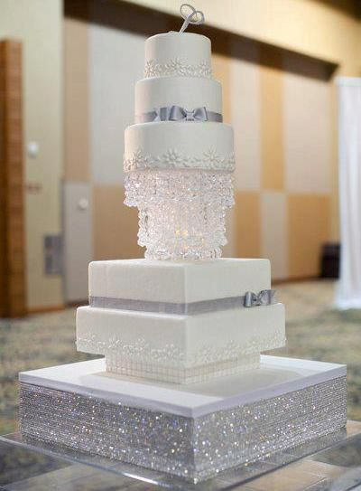 91 best Extraordinary wedding cakes images on Pinterest Biscuits