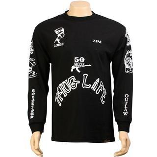 2Pac Tattoo Shirt February 2017