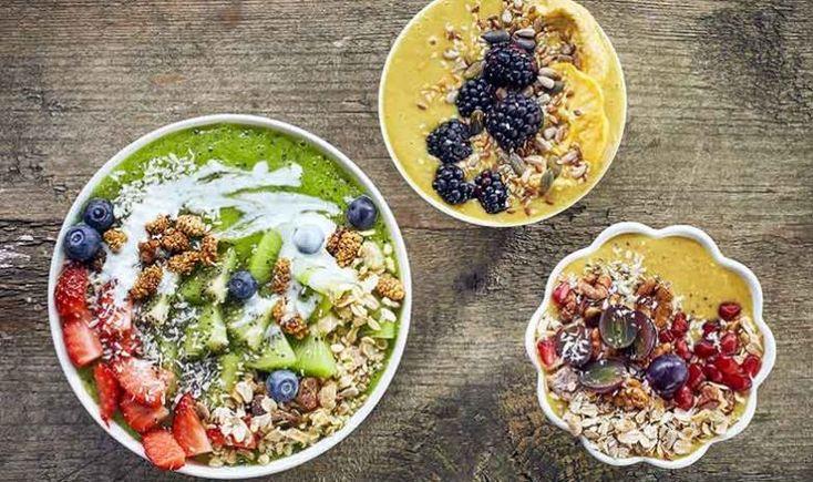 10 ideas para prepararte un 'bowl' Cobb Salad, Acai Bowl, Healthy Life, Cravings, Bowls, Cooking, Breakfast, Ethnic Recipes, Food