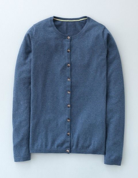 Favourite Crew Cardigan WU055 Cardigans at Boden