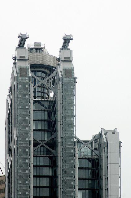 HSBC Building, Hong Kong Norman Foster + Partners, 1985