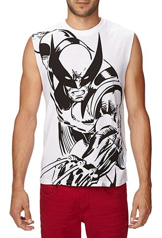 Why is there no Wolverine shirt for girls? merf.