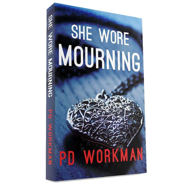 It's here! She Wore Mourning and other new releases #newrelease #amreading #books #mystery #pi #mentalillness