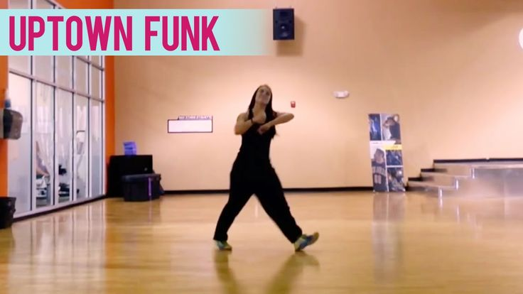 Mark Ronson - Uptown Funk ft. Bruno Mars (Dance Fitness with Jessica)