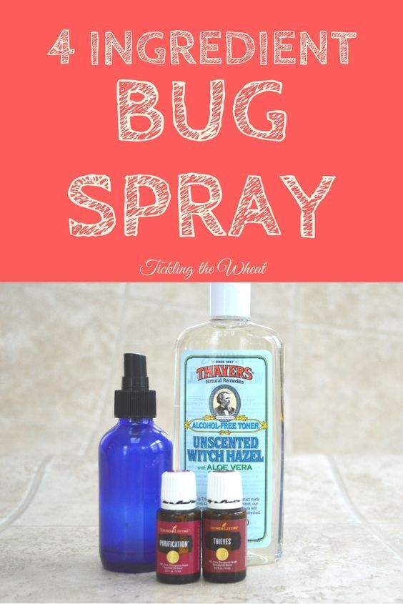 The Ultimate Pinterest Party, Week 147 | Love this natural, easy to make bug spray. It's also kid friendly!