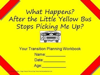 12 best images about Transition planning on Pinterest