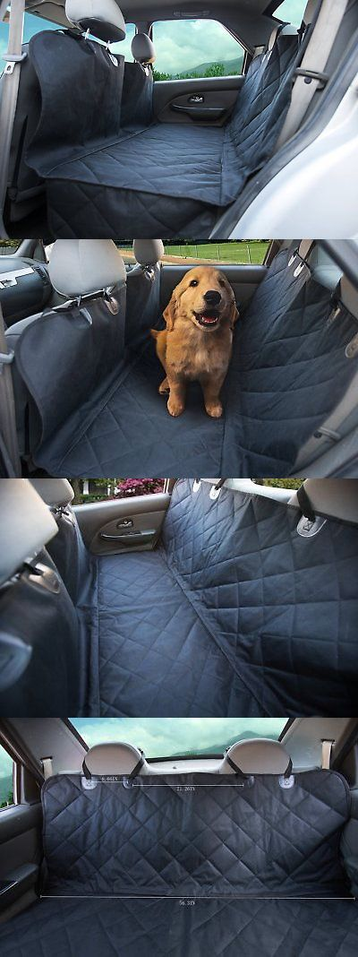 Car Seat Covers 117426: Waterproof Pet Seat Cover Hammock Bench Seat Protector For Dogs Large Sized 2 -> BUY IT NOW ONLY: $90 on eBay!