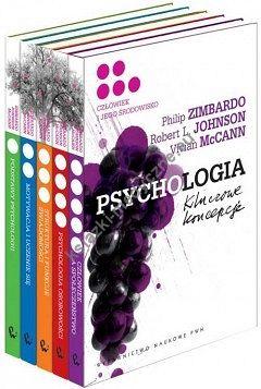 Psychologia. Kluczowe koncepcje. T. 1-5 (oprawa twarda) - Książki medyczne - internetowa księgarnia medyczna online