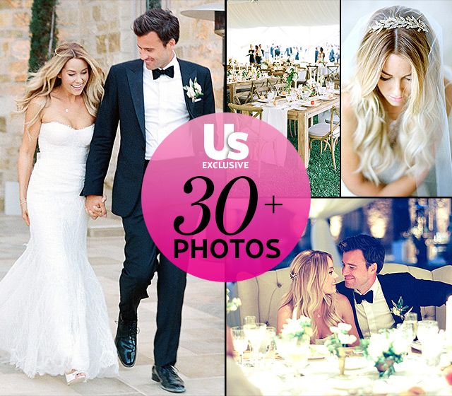 Lauren Conrad's Wedding Album! Love everything Lauren did with her wedding! She is a master. Even down to the 50 homemade baked apple pies.