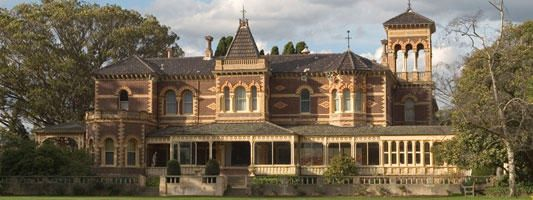 I want to explore so much more of Melbourne, and Rippon Lea is on the list! Best part is that I can walk there!