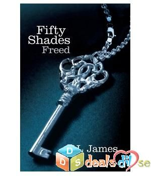 Fifty Shades Freed (Book - 3) Paperback (English) by E L James @ Rs.86/-