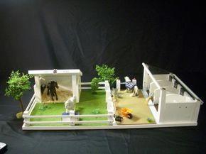 Reitställe für Schleichpferde – CoCu der Kinderpferdeladen #horseridingstyle,e…