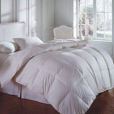 downright cascada medium goose down and goose feather pillow size queen