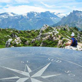 Le lac Blanc - Topo et fiche en randonnee en Savoie