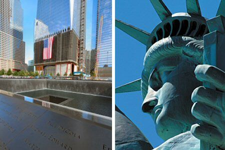 FREEDOM Comprehensive Tour - 911 Memorial & Statue - New York City Vacation Packages