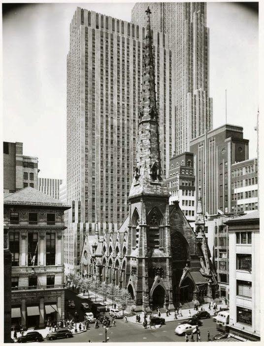 Daytonian in Manhattan: The Lost St. Nicholas Church -- 5th Avenue and 48th Street