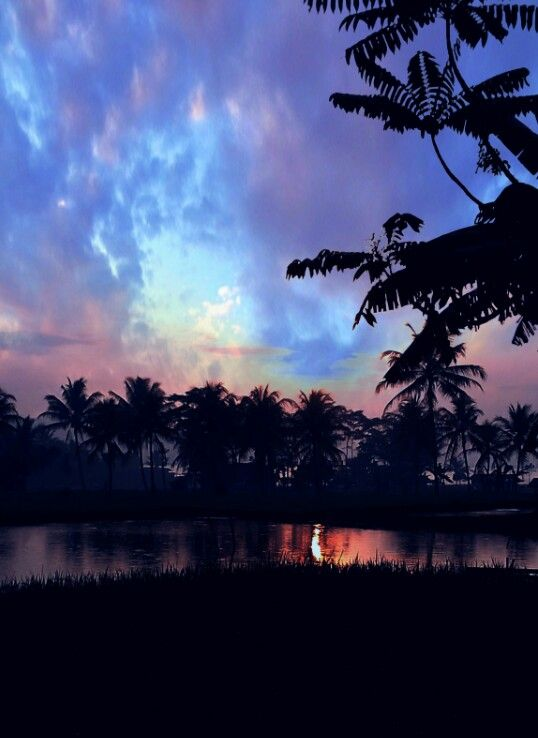 Prahara langit malam