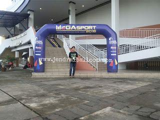 PUSAT BALON MURAH JABODETABEK: Balon Gate Jakarta 08170184883