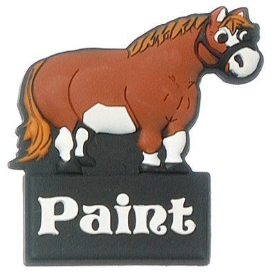 Gift Corral Magnet Paint Overo by Gift Corral. $0.95. Fat Pony Magnets. Save 71%!